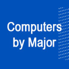 COMPUTERS BY MAJOR